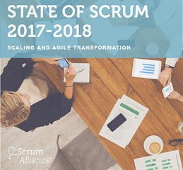STATE OF SCRUM 2017-2018 Report