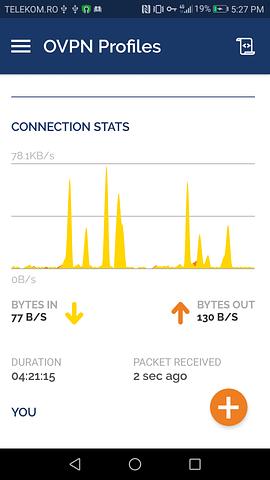 openvpn network