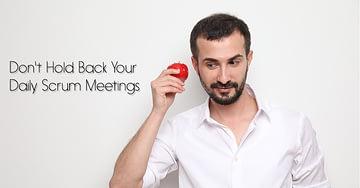 daily scrum meetings